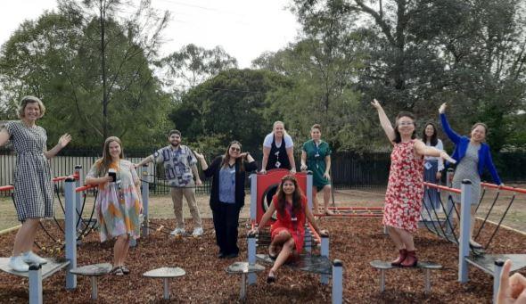 K, Year 1,2 & LSU Learning Team