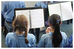Year 4-5 recorder band